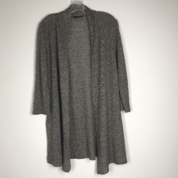eee92b8b78d Eileen Fisher Knit Linen Oversized Cardigan XS